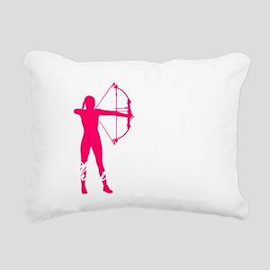 best shoot girl Rectangular Canvas Pillow