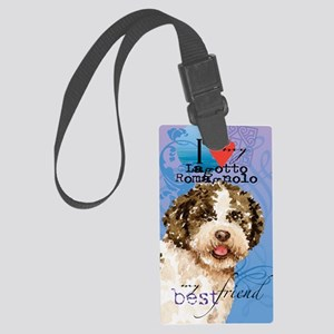 lagotto-journal Large Luggage Tag