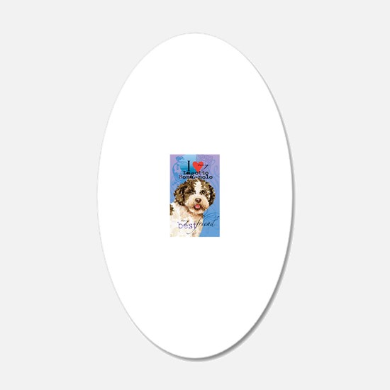 lagotto-journal Wall Decal