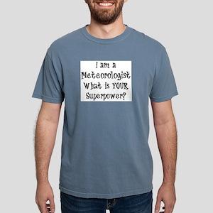 meteorologist Mens Comfort Colors Shirt