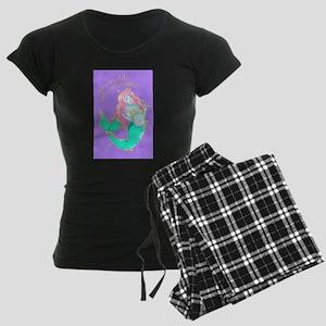 Mermaids Hate Misogyny Pajamas