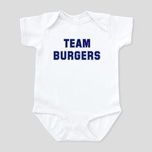 Team BURGERS Infant Bodysuit