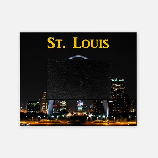 St Louis Gateway Arch Picture Frame