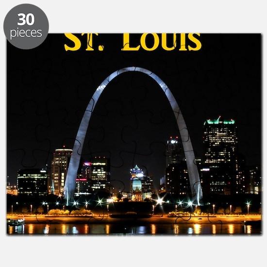 St Louis Gateway Arch Puzzle