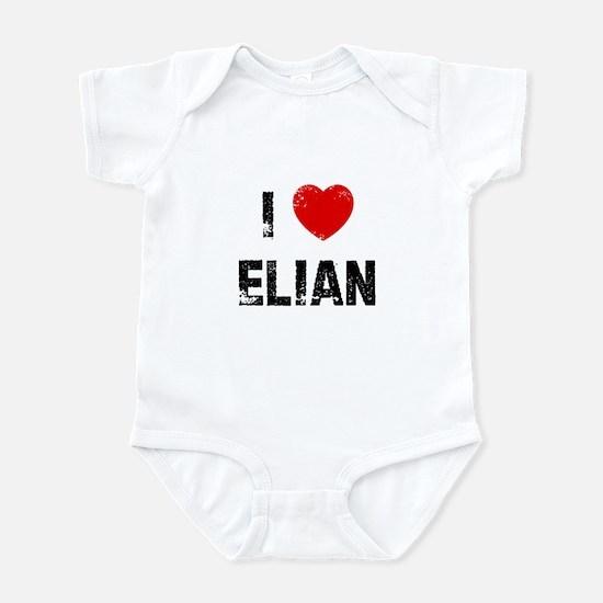 I * Elian Infant Bodysuit
