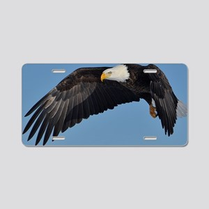 beautiful eagle Aluminum License Plate