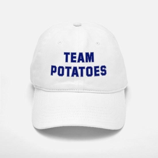 Team POTATOES Baseball Baseball Cap