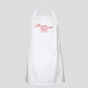 Gossip Girl Mrs Chuck Bass Light Apron