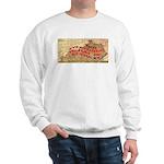 Flat Kentucky Sweatshirt