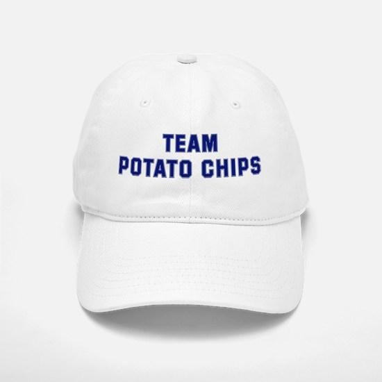 Team POTATO CHIPS Baseball Baseball Cap