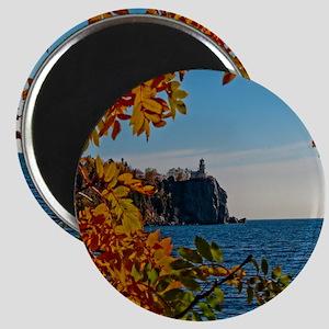 Fall at Split Rock Magnet