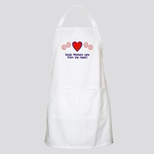 Social Workers BBQ Apron