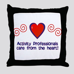 Activity Professionals Throw Pillow