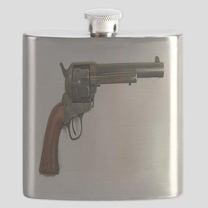 Revolver Flask