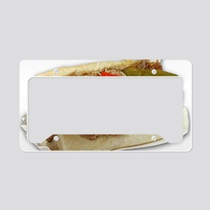 Italian Beef Sandwich from Ch License Plate Holder