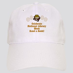 National Library Week Cap