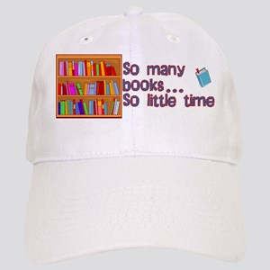So Many Books Cap