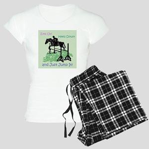 Fun Hunter/Jumper Equestria Women's Light Pajamas