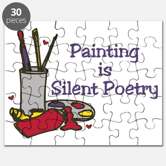 Silent Poetry Puzzle