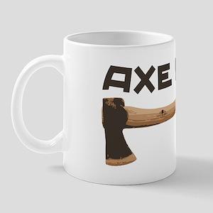 Axe Man Mug
