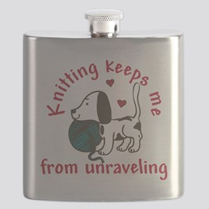 Knitting Flask