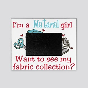 Material Girl Picture Frame