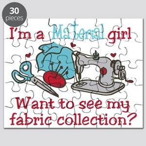 Material Girl Puzzle