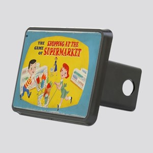 supermarket game Rectangular Hitch Cover