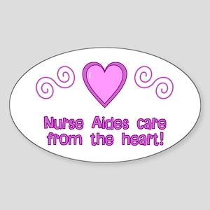 Scott Designs Oval Sticker
