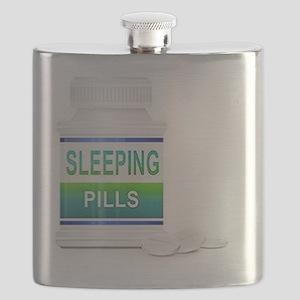 sleeping pills Flask