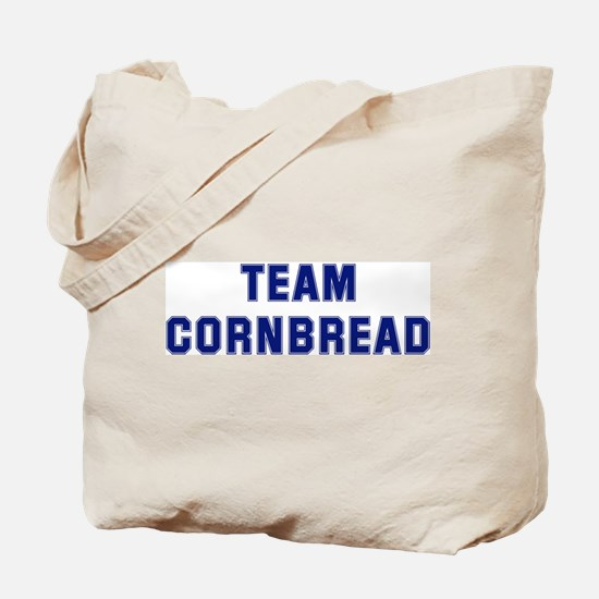 Team CORNBREAD Tote Bag