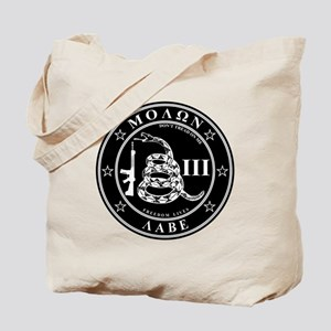 Come and Take It (Blackstar) Tote Bag