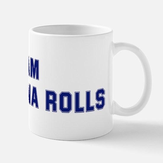 Team SPICY TUNA ROLLS Mug