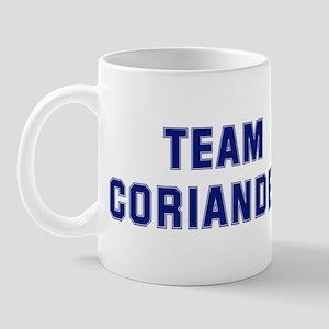 Team CORIANDER Mug