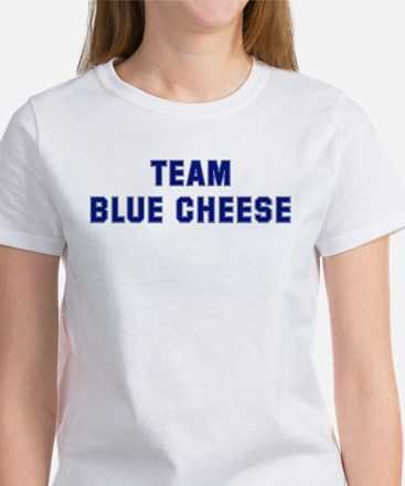 Team BLUE CHEESE Women's T-Shirt