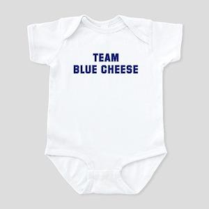 Team BLUE CHEESE Infant Bodysuit