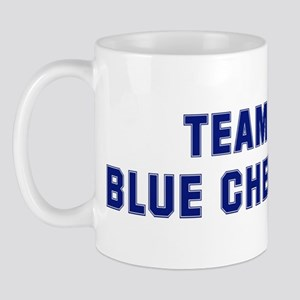 Team BLUE CHEESE Mug