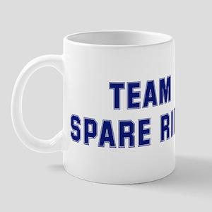 Team SPARE RIBS Mug