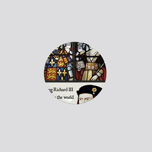 King Richard III Mini Button