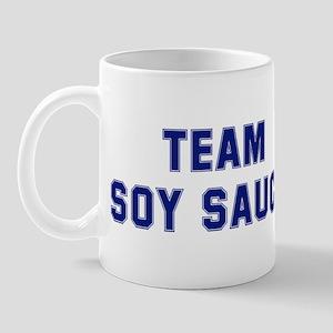 Team SOY SAUCE Mug
