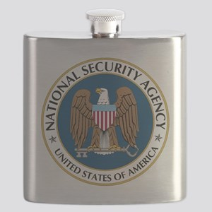 NSA - NATIONAL SECURITY AGENCY Flask