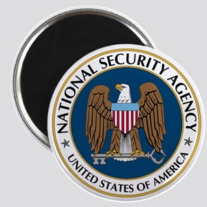 NSA - NATIONAL SECURITY AGENCY Magnet