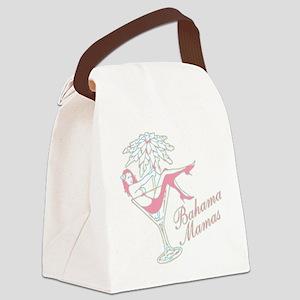 Bahama Mamas Canvas Lunch Bag