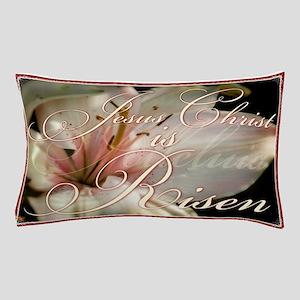 Christ is Risen Pillow Case