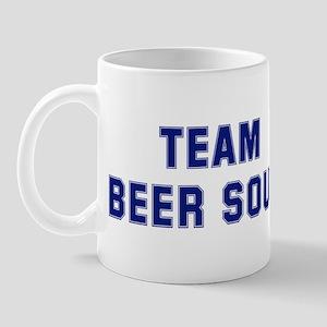 Team BEER SOUP Mug