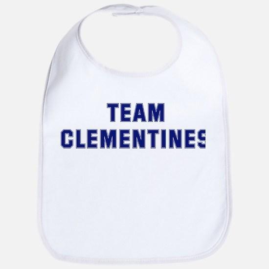 Team CLEMENTINES Bib