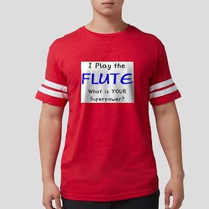 play flute Mens Football Shirt