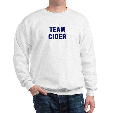 Team CIDER Sweatshirt