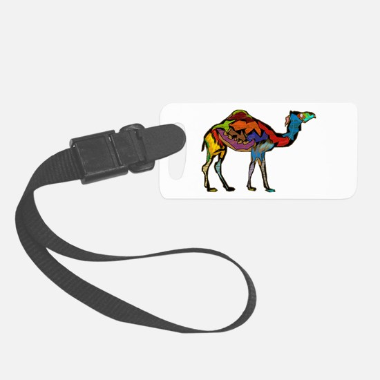 CAMEL SPECTRAL Luggage Tag