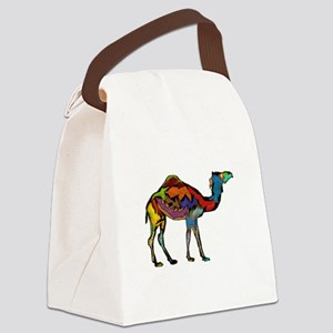 CAMEL SPECTRAL Canvas Lunch Bag